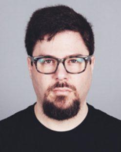 Portrait of Ben Grosser