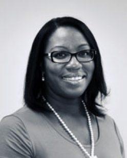 Portrait of Jenell Hardy
