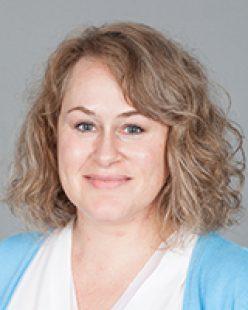 Portrait of Karin Hodgin-Jones