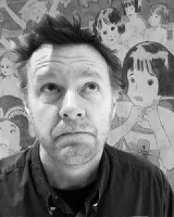Portrait of Steven Hudson