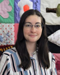 Portrait of Sara Kramer