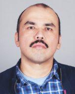 Portrait of Jorge Lucero