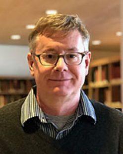 Portrait of David O'Brien