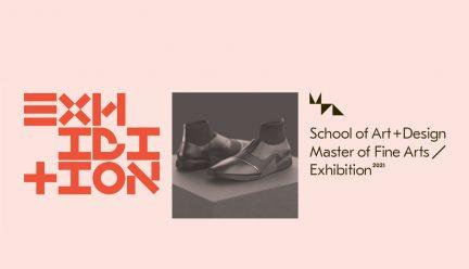 MFA Exhibition web design
