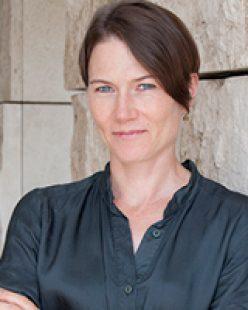 Portrait of Kristin Romberg