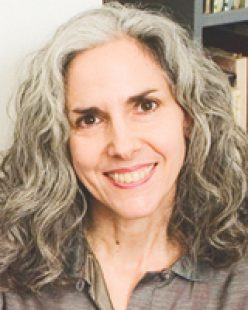 Portrait of Lisa Rosenthal