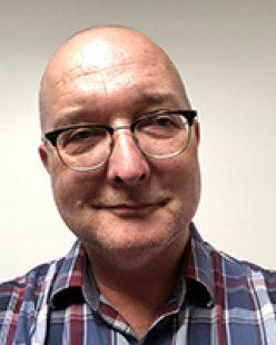 Portrait of Stan Ruecker