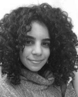 Portrait of Miriam Salah