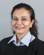 Portrait of Simrun Sethi