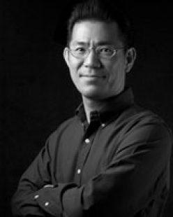 Portrait of Cliff Shin