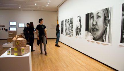 BFA Exhibition 2017 at Krannert Art Museum