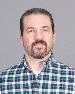Portrait of Bryan VanGinhoven
