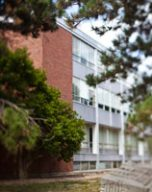 Photo of Art & Design Building