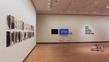 Faculty Art Exhibition at Krannert Art Museum