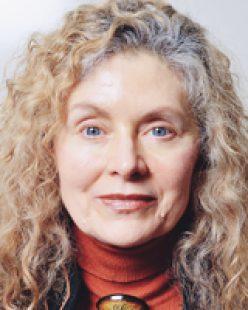 Portrait of Donna Cox