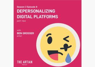 Depersonalizing Digital Platforms graphic