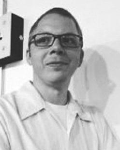 Portrait of Kevin Hamilton