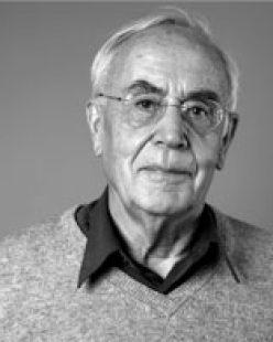 Portrait of Michael Parsons