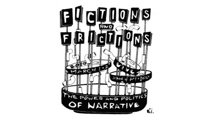 Fictions and Frictions poster