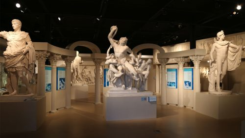 Photo of Ancient Mediterranean gallery at the Spurlock