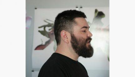 Head shot of Ivan Lozano