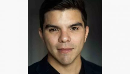 Head shot of Alvaro Soto