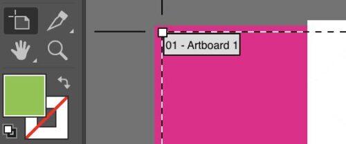 Set Artboard to Size of Desired Print