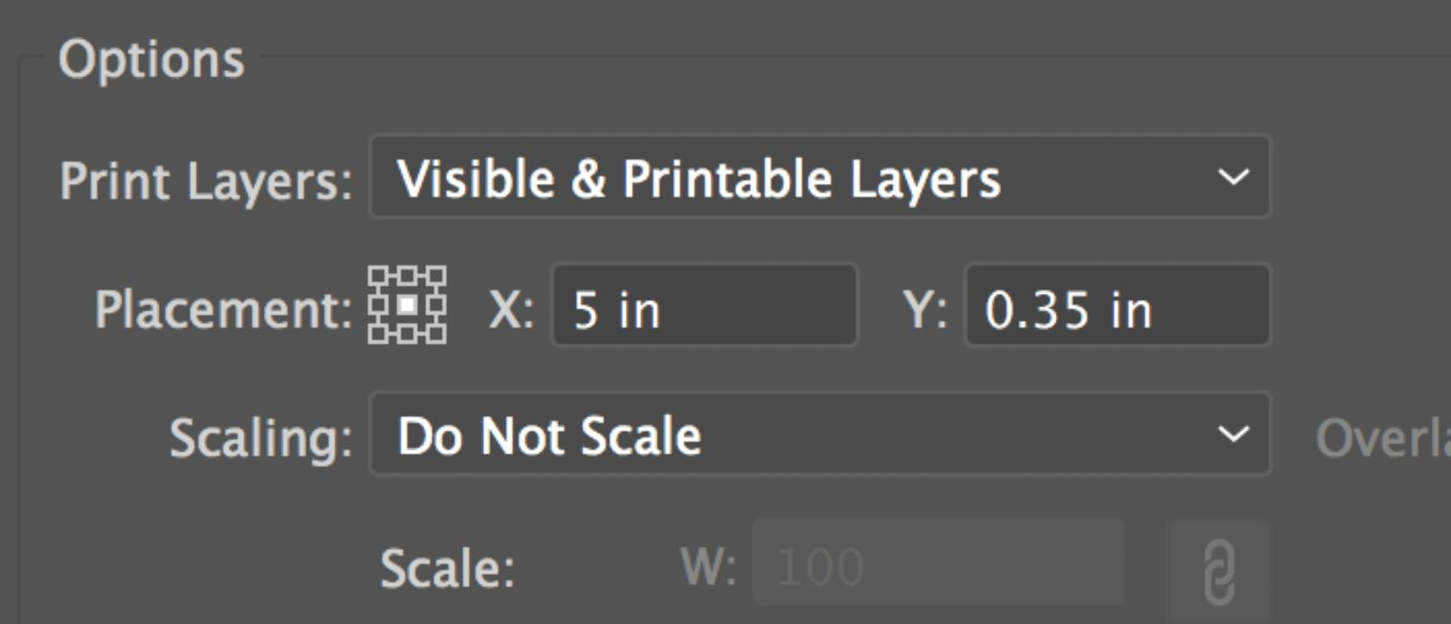 Do Not Scale