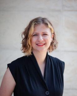 Portrait of Amy Powell