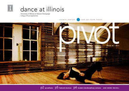 Cover-solo dancer laying on floor in wooden studio