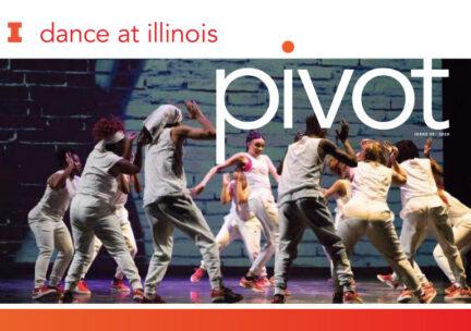 Cover-dancers surround soloist