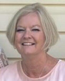 Headshot of Peggy
