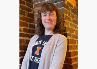Head shot of Rebecca Goodman